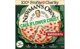 Newmans Own Cauliflower Crust Thin and Crispy Pizzas