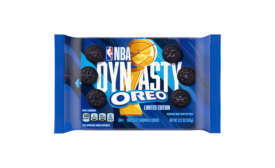Limited-edition NBA Dynasty OREO cookies