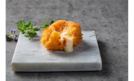 Limited Edition Crispy Brie Bites from Fromager dAffinois