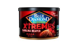 Blue Diamond new line of XTREMES Almonds