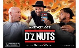 Natures Eats and hip hop legend DMC collaborate to launch DZ NUTS