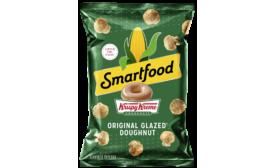 Smartfood and Krispy Kreme unveil limited-edition flavor