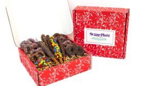 Sugar Plum Passion Pretzel Gift Assortment