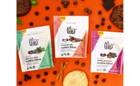 Theo Chocolate recentlydebuted its new chocolate snack, Cookie Bites.