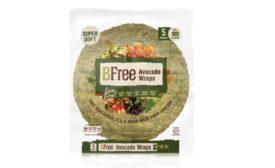 BFree first-ever Avocado Wraps
