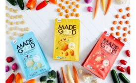 MadeGood Foods Star Puffed Crackers
