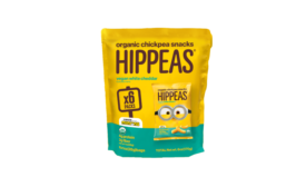 HIPPEAS launches limited-edition Minions-themed snacks