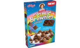 Kelloggs Little Debbie Cosmic Brownies Cereal