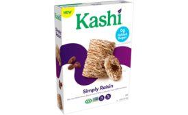 Kashi Zero-Added-Sugar Simply Raisin Biscuit Cereal