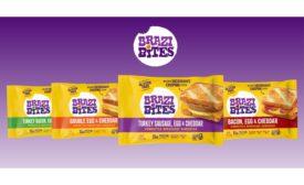 Brazi Bites Latin-Inspired Homestyle Breakfast Sandwiches
