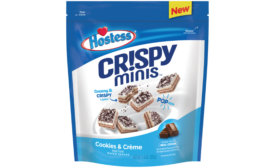 Hostess Cr!spy Minis bite-sized wafer snacks