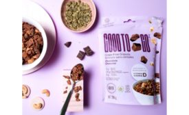 GOOD TO GO launches grain-free granola