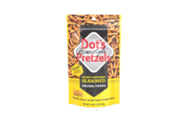 Dots Pretzels announces highly requested Honey Mustard flavor