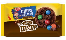 Keebler Chips Deluxe Double Chocolate Rainbow.