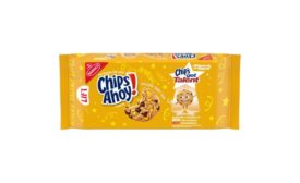 Chips Ahoy! limited-edition Golden Candy Chip cookies