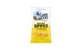 Limited Edition Cape Cod Summer Potato Chips, with cracked black pepper and lemon