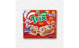 Trix and Cocoa Puffs Cereal Treat Bars