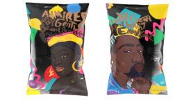 Doritos SOLID BLACK bags
