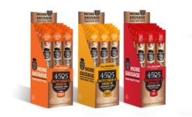 4505 Meats premium chef-created sausage snacks