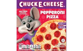 Chuck E. Cheese Pizza, available in Kroger stores nationwide