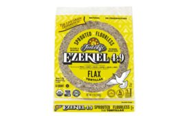 Food for Life Ezekiel 4:9 Sprouted Flourless Flax Tortillas
