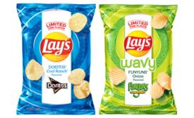 Lays brings Doritos and Funyuns to life as potato chip flavors