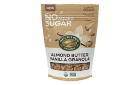 Natures Path No Added Sugar Granola