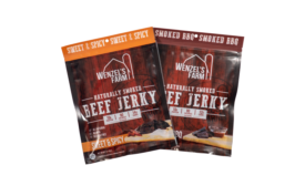 Wenzels Farm introduces two new beef jerky flavors