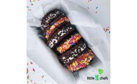 Little GF Chefs Ice Cream Sandwich Kit, and Breadsticks Kit