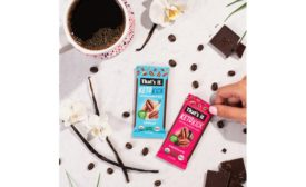 Thats it. Keto Kick plant-based coffee energy bars