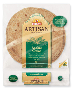 Mission artisan tortillas