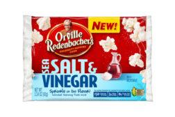 Orville Redenbachers Sea Salt and Vinegar porpcorn