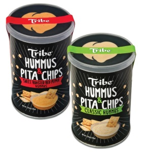Tribe To Go Hummus & Pita Chips