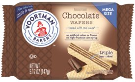 Voortman Mega Wafers and Super Grains, a better-for-you cookie