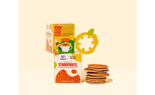 Belgian Boys collaborates with Misfits Market to launch first Upcycled Stroopwafel