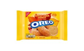 OREO releases Apple Cider Donut flavored cookies