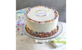 Daisy Cakes Happy Birthday Cakes and Mocha Minikins