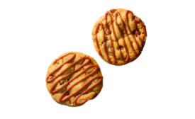 Subway Caramel Apple Cookies