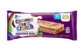 Cinnamon Toast Crunch and Golden Grahams Protein Bars
