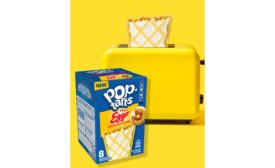 Eggo Frosted Maple Syrup flavor Pop-Tarts