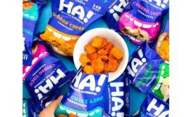 HA! vegan snacks