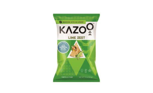 Kazoo Tortilla Chips, the world's first water-saving tortilla chips