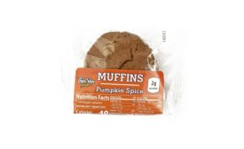 ThinSlim Foods low-carb and keto-friendly pumpkin spice flavored products