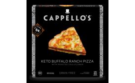 Cappello's Keto Certified pizzas