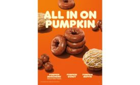 Dunkin' releases pumpkin and apple fall favorites earlier than ever before