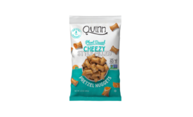 Quinn Plant-Based Cheezy Style Filled Nuggets