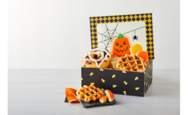 Wolferman's Bakery Halloween Bakery Gift Box and Bakery Halloween Tote Gift