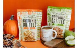 Sheila G's Brownie Brittle Blondie Pumpkin Spice and Blondie Caramel Apple
