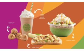Frutta Bowls releases new apple-spiced 'Legends of Fall' menu items