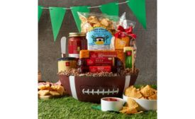 Hickory Farms Game Day and Halloween Collections